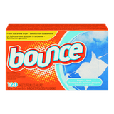 Bounce Dryer Sheets, Fresh Linen (120sh)