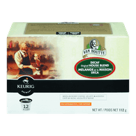 Keurig Van Houtte Original House Blend Decaf Medium Roast (12ea)  - Urbery
