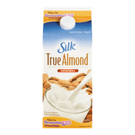 Silk True Almond Milk Original (1.89L)  - Urbery