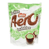 Nestle Bubbles, Peppermint (135g)  - Urbery