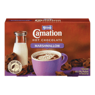 Carnation Hot Chocolate Packets, Marshmallow (10x28g)  - Urbery