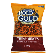 Frito-Lay Rold Gold Pretzels, Classic Thins (400g)  - Urbery