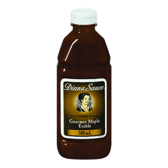 Diana Sauce Gourmet Sauce, Maple (500mL)  - Urbery
