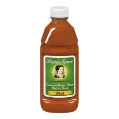 Diana Sauce Gourmet Sauce, Honey Dijon (500mL)  - Urbery
