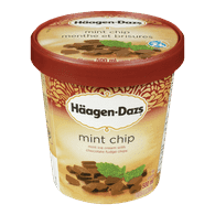 Haagen-Dazs Ice Cream, Mint Chip (500ml)