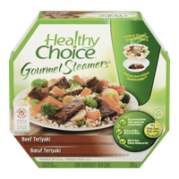 Healthy Choice Gourmet Steamers, Beef Teriyaki (283g)