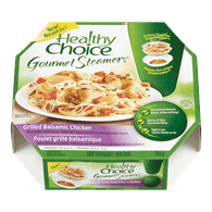 Healthy Choice Gourmet Steamers, Grilled Balsamic Chicken (284g)  - Urbery