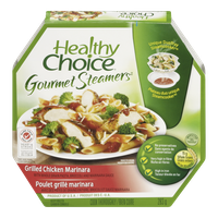 Healthy Choice Gourmet Steamers, Grilled Chicken Marinara (283g)  - Urbery
