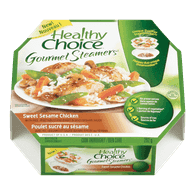 Healthy Choice Gourmet Steamers, Sweet Sesame Chicken (292g)  - Urbery