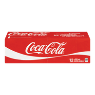 Coca-Cola (12X355ML)  - Urbery