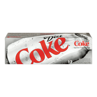 Diet Coke (12X355ML)  - Urbery