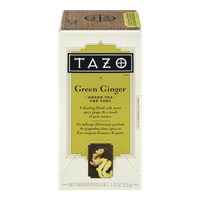 Tazo Green Ginger Green Tea (24ea)  - Urbery