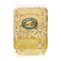 Nature's Path Honey'd Corn Flakes (750g)  - Urbery