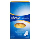 Always Maxi Pads Infinity Overnight With Wings (36ea)