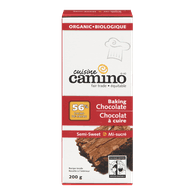 Camino Semi-Sweet Baking Chocolate (200g)  - Urbery