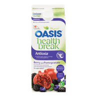 Oasis Health Break Health Break Juice Berry Pomegranate Antioxia (2L)  - Urbery