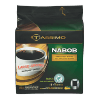 Tassimo Nabob Breakfast Blend, Large (14ea)  - Urbery