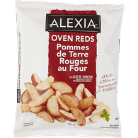 Alexia Oven Reds with Olive Oil, Parmesan & Roasted Garlic (500g)  - Urbery