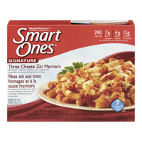 Weight Watchers Signature Three Cheese Ziti Marinara (255g)