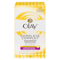 Olay Complete All Day UV Moisturizer, Combination/Oily (120mL)  - Urbery