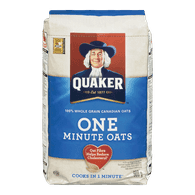 Quaker One Minute Oats (900g)  - Urbery