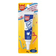 Cake Mate Decorating Gel, Blue (19g)  - Urbery