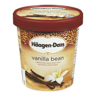 Haagen-Dazs Ice Cream, Vanilla Bean (500ml)