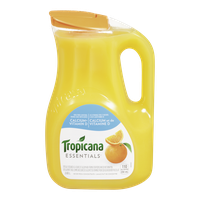 Tropicana Essentials Juice With Added Calcium + Vitamin D (2.63L)  - Urbery