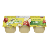 Mott's Fruitsations Applesauce Original Apple (6x104mL)