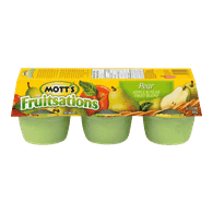 Mott's Fruitsations Pear (6x113mL)