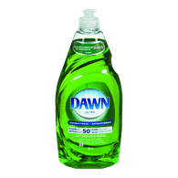 Dawn Dishwashing Detergent Ultra Antibacterial, Apple Blossom (709mL)  - Urbery