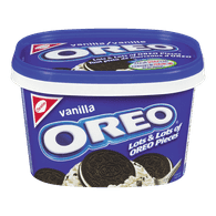 Oreo Ice Cream Tub (1.5L)