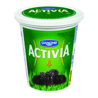 Danone Probiotic Yogurt, Prune (650g)  - Urbery
