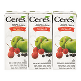 Ceres 100% Fruit Juice Blend, Secrets of the Valley (3x200mL)