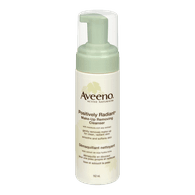 Aveeno Positively Radiant Makeup Removing Cleanser (162mL)  - Urbery