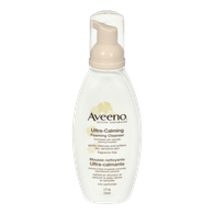 Aveeno Ultra-Calming Foaming Cleanser (177mL)  - Urbery