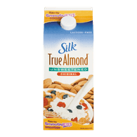 Silk True Almond Milk Original Unsweetened (1.89L)