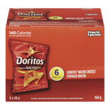 Doritos Flavoured Tortilla Chips, Nacho Cheese (168g)