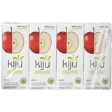 Kiju Organic 100% Apple Juice (4x200mL)