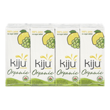 Kiju Organic Juice 100% Lemonade (4x200mL)