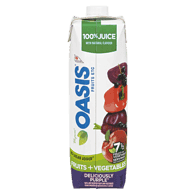 Oasis Fruits + Vegetables, Deliciously Purple (960mL)  - Urbery