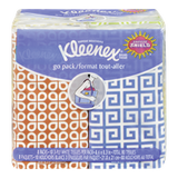 Kleenex Facial Tissues, Pocket Pack (8x1ea)
