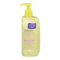 Clean & Clear Morning Burst Skin Brightening Facial Cleanser (240mL)  - Urbery