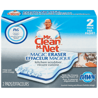 Procter & Gamble Magic Eraser Kitchen Scrubber (2pack)  - Urbery