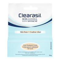 Clearasil Daily Clear Tinted Acne Treatment Cream (18g)  - Urbery