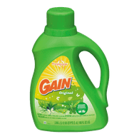 Gain Laundry Liquid, Original (2.95L)  - Urbery