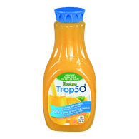 Tropicana Trop50 Juice Orange Some Pulp (1.75L)  - Urbery