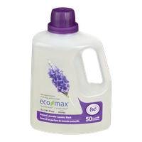 Eco-Max Laundry Wash, Natural Lavender (3L)  - Urbery