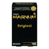 Magnum Condoms Lubricated Original (12 e.a)