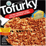 Tofurky  Pepperoni Pizza (385g)
